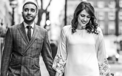Kimpton Fitzroy London wedding | Veronika and Mo