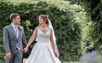 Stapleford Park wedding | Sonni and Elliott