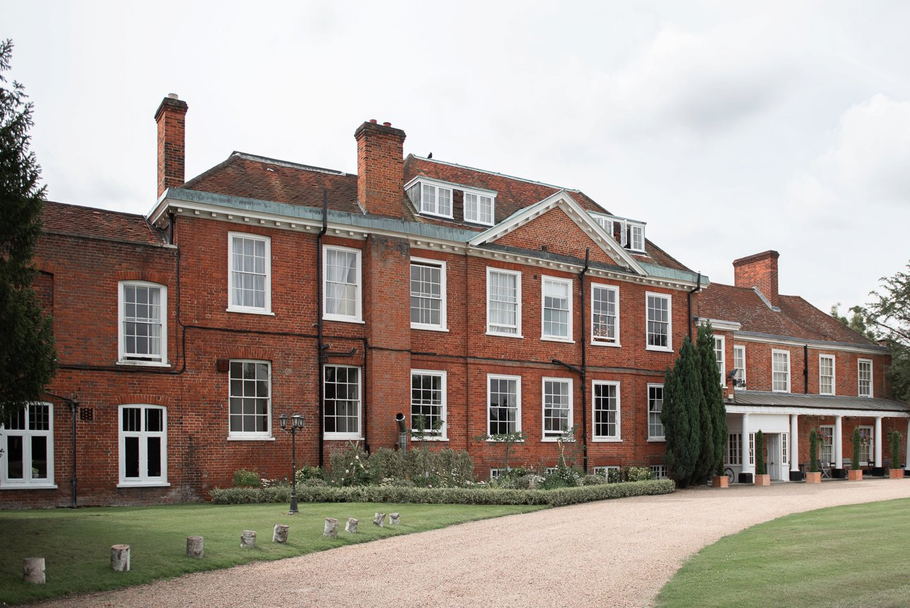 Stoke Place Slough - home of Weddings at Stoke, Stoke Place Hotel in Buckinghamshire.