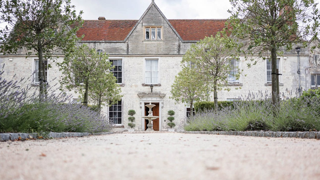 Froyle Park Country Estate wedding venue in Upper Froyle, Hampshire, surrounded by 80 acres.