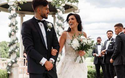 Froyle Park Wedding | Nina and Sami