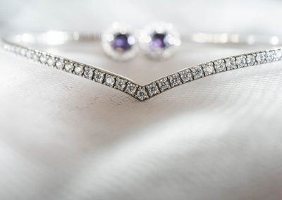diamond-bracelet-and-earrings