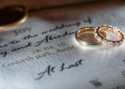 wedding-rings-gold-and-diamond-at-coworth-park