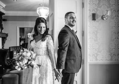 First-look-between-bride-and-groom
