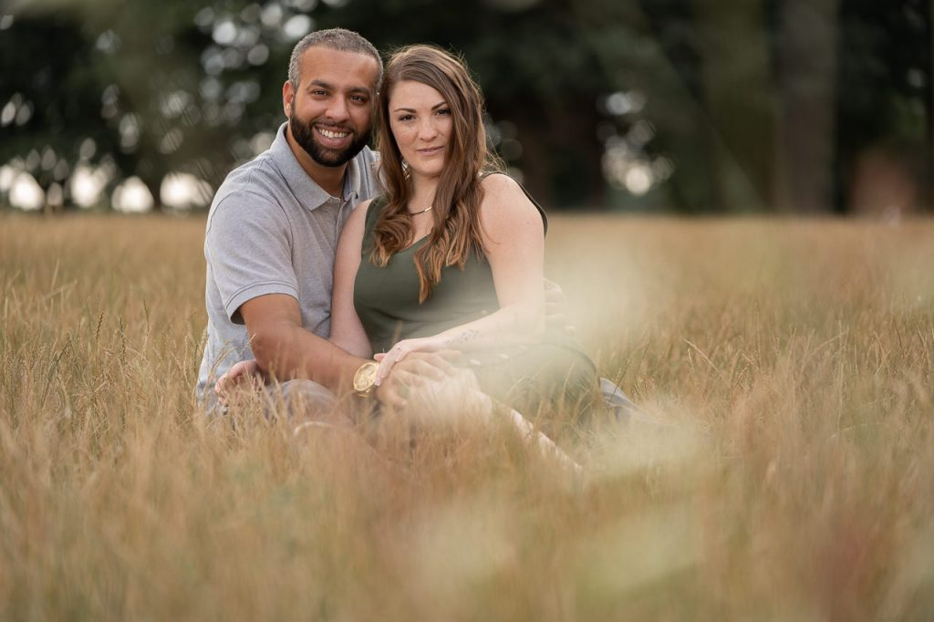 Hertfordshire Engagement | Lisa & Kane