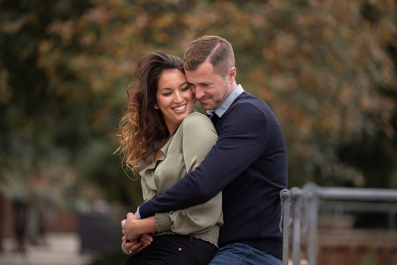 engaged-couple-holding-each-other-at-the-grove-hertfordshire